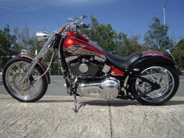 Deucecustomlh on New Engine Water Cooled Harley
